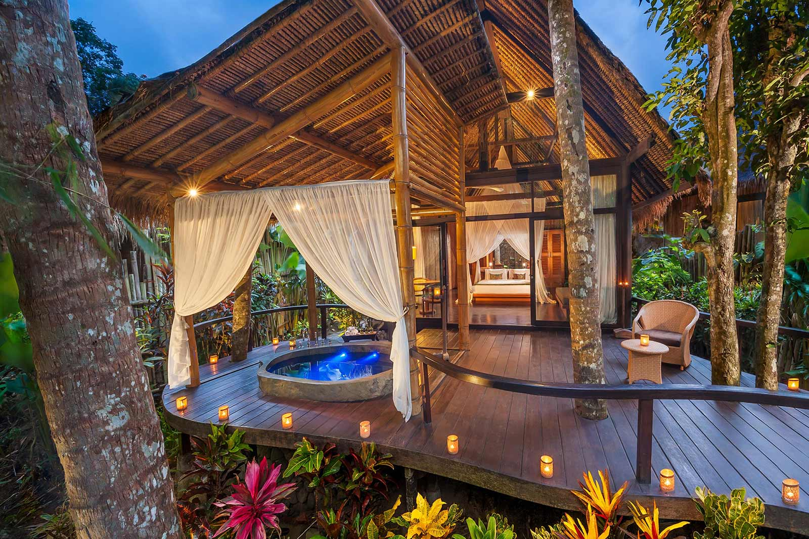 One-Bedroom Riverfront Suites
