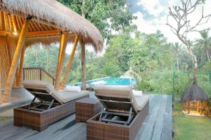 Signature Pool Suite and Meditation Pavilion