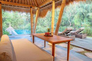 Signature Pool Suite and Meditation Pavilion