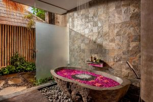 water garden pool suite